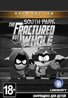 South Park The Fractured But Whole. Gold Edition