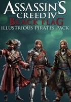Assassin's Creed 4 Black Flag – Illustrious Pirates Pack