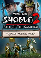 Total War: Shogun 2 - Fall of the Samurai - The Obama Faction Pack