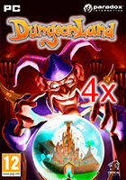 Dungeonland - All Access Pass 4Pack