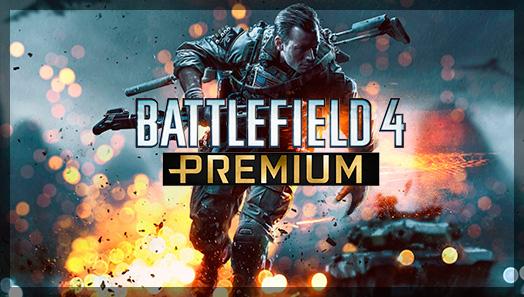Battlefield 4 Premium+Подарок