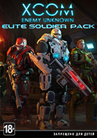 XCOM: Enemy Unknown Elite Soldier Pack