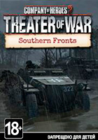 Company of Heroes 2: Theatre of War - Southern Fronts DLC Pack