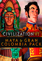 Sid Meier's Civilization VI - Maya & Gran Colombia Pack