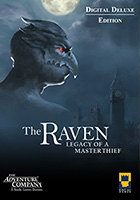 The Raven – Legacy of a Master Thief. Deluxe Edition