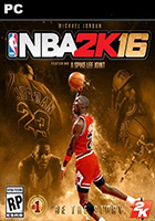 NBA 2K16. Michael Jordan Edition
