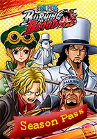 One Piece Burning Blood. Season Pass
