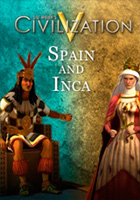 Civilization and Scenario Double Pack: Spain and Inca