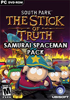 South Park: Палка Истины - Samurai Spaceman Pack