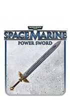 Warhammer 40,000: Space Marine - Power Sword
