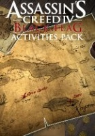 Assassin's Creed 4 Black Flag - Time saver: Activities Pack