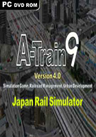 A-Train 9 V4.0: Japan Rail Simulator