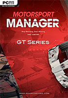 Motorsport Manager - GT Series