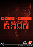 Evolve. Season Pass