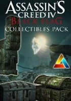 Assassin's Creed 4 Black Flag - Time saver: Collectibles Pack