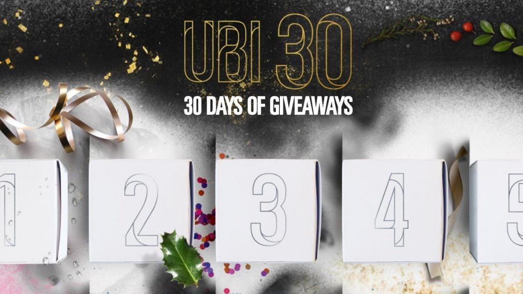 30 дней подарков ubi 46