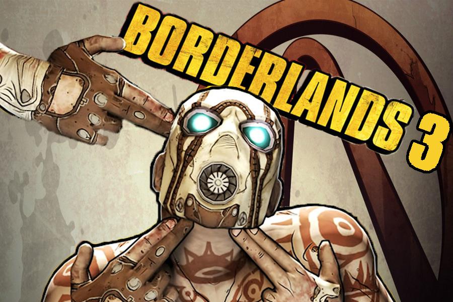 Слух: Gearbox работает над Borderlands 3